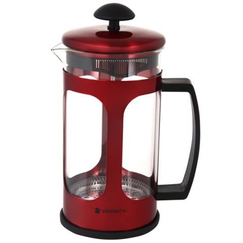 Фотография товара чайник заварочный Polaris френч-пресс Bizarre-1000FP 1 л (50050981)