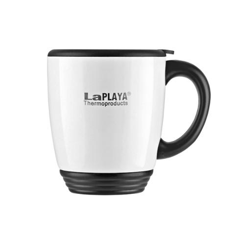 Фотография товара термокружка LaPlaya DFD White 0,45л (560023) (50050983)