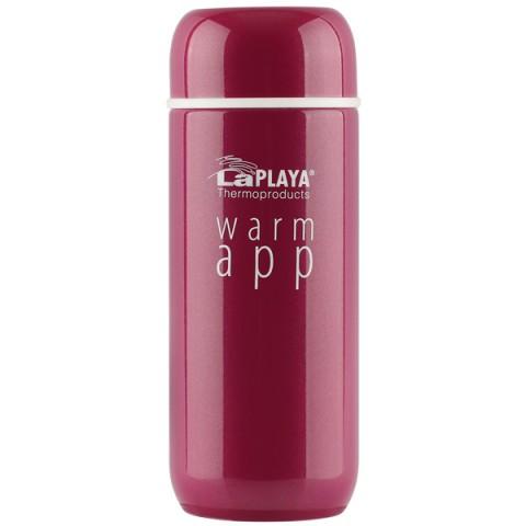 Купить термокружка LaPlaya Warm App Pink 0,2л (560117) (50050998) в Москве, в Спб и в России