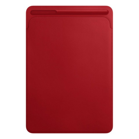 "Фотография товара кейс для iPad Pro Apple Leather Sleeve 10.5"" iPadPro (PRODUCT)RED (50051110)"