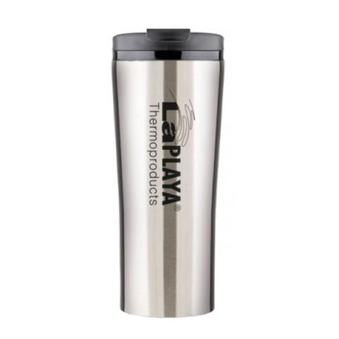 Купить термокружка LaPlaya Travel Mug Silver 0,4л (560080) (50051128) в Москве, в Спб и в России