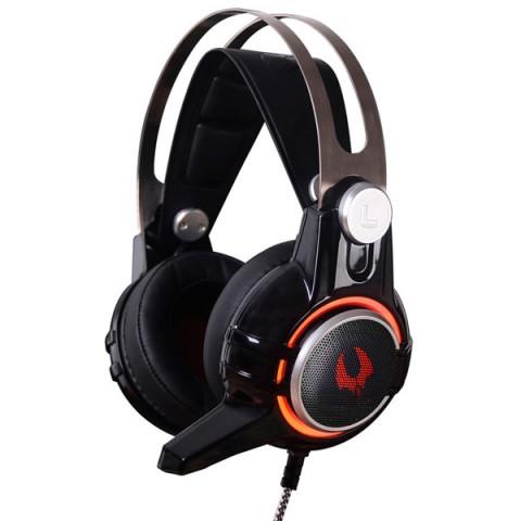 Фотография товара игровые наушники A4Tech Bloody M425 Black (50051144)