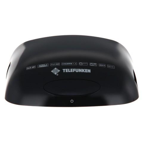 Фотография товара приемник телевизионный DVB-T2 Telefunken TF-DVBT204 (50051269)