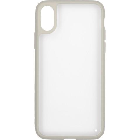 Фотография товара чехол для iPhone InterStep iPhone X PURE-CASE ADV бежевый (50051351)