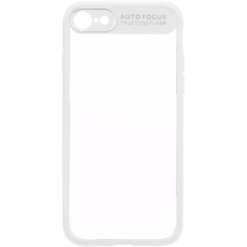 Купить чехол для iPhone InterStep iPhone 7/8 PURE-CASE ADV белый (50051417) в Москве, в Спб и в России