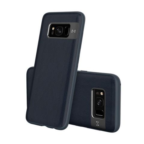 Купить чехол для сотового телефона Matchnine Tailor Dark Blue для Samsung Galaxy S8 (ENV020) (50051569) в Москве, в Спб и в России