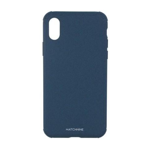 Фотография товара чехол для iPhone Matchnine Jello Pebble Navy Blue для iPhone X (ENV034) (50051574)