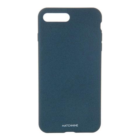 Фотография товара чехол для iPhone Matchnine Jello Pebble Navy Blue для iPhone 8 Plus (ENV048) (50051580)