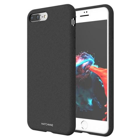 Фотография товара чехол для iPhone Matchnine Jello Pebble Dark Gray для iPhone 8 Plus (ENV049) (50051581)