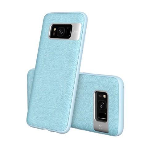 Купить чехол для сотового телефона Matchnine Tailor Blue Gray для Samsung Galaxy S8+ (ENV052) (50051582) в Москве, в Спб и в России