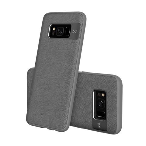 Купить чехол для сотового телефона Matchnine Tailor Middle Gray для Samsung Galaxy S8+ (ENV55) (50051585) в Москве, в Спб и в России