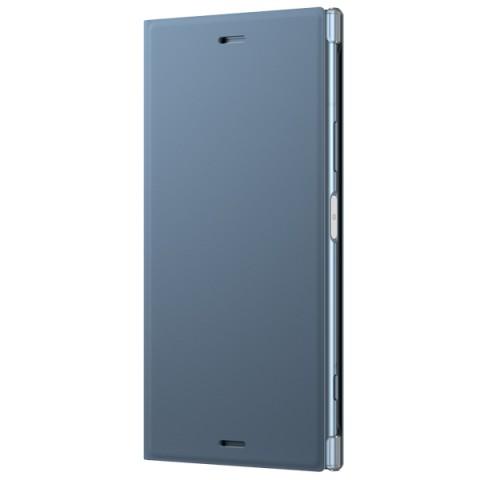 Купить чехол для сотового телефона Sony Xperia XZ1 Cover Stand Blue (SCSG50) (50051594) в Москве, в Спб и в России