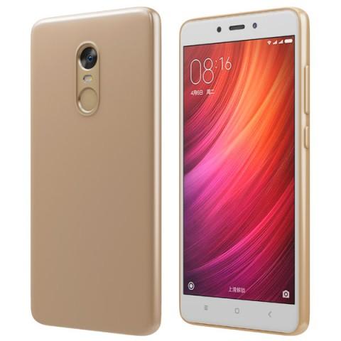 Купить чехол для сотового телефона Vipe Color для Xiaomi Redmi Note 4 Gold (50051686) в Москве, в Спб и в России