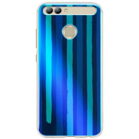 Купить чехол для сотового телефона Huawei Nova 2 Plus Multi Color TPU Stripes (51992027) (50051718) в Москве, в Спб и в России