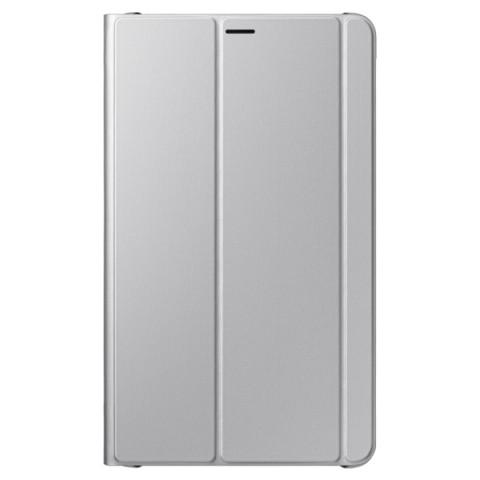 """Фотография товара чехол для планшетного компьютера Samsung Tab A 8"""" (2017) Book Cover Silver (EFBT385PSEGRU) (50052067)"""