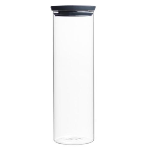 Фотография товара контейнер для продуктов Brabantia 298240 Модульная стеклянная банка 1,9л (50052309)