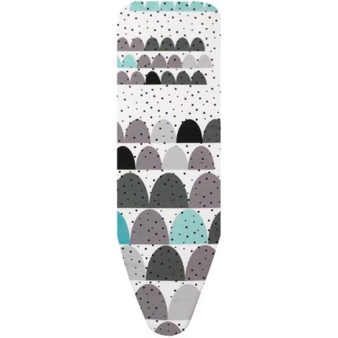 Фотография товара чехол для гладильной доски Brabantia PerfectFit 252266 135х45см Дюны (50052379)