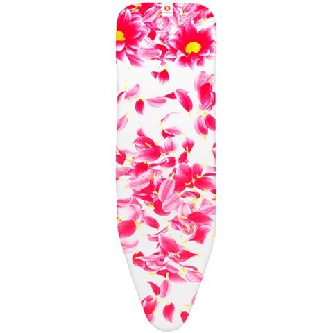 Фотография товара чехол для гладильной доски Brabantia PerfectFit 264641 124х38см Розовый сантини (50052381)