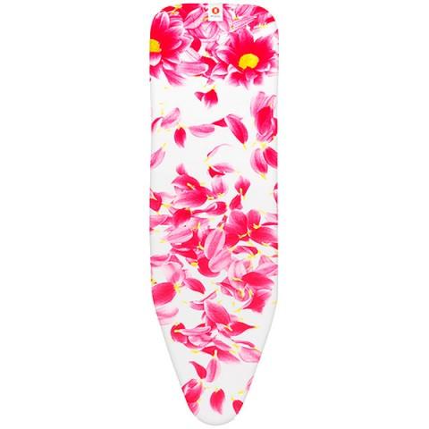 Фотография товара чехол для гладильной доски Brabantia PerfectFit 265006 124х38см Розовый сантини (50052391)