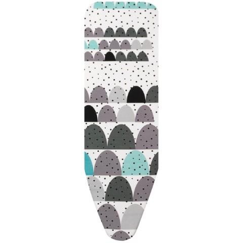 Фотография товара чехол для гладильной доски Brabantia PerfectFit 191442 124х38см Дюны (50052399)