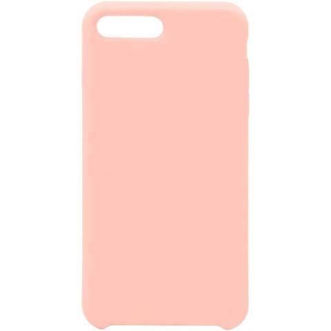 Фотография товара чехол для iPhone InterStep iPhone 8/7 Plus SOFT-T METAL ADV розовый (50052406)