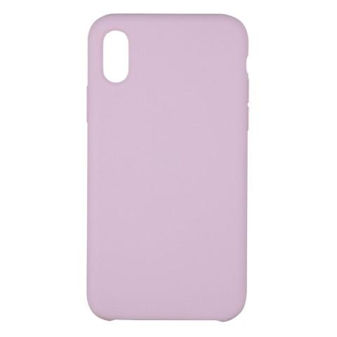 Фотография товара чехол для iPhone Vipe iPhone X Gum светло-фиолетовый (50052409)