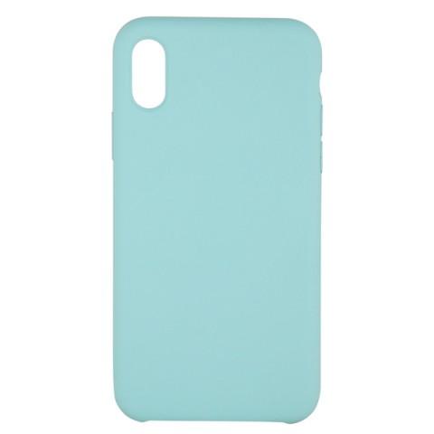 Фотография товара чехол для iPhone Vipe iPhone X Gum бирюзовый (50052420)