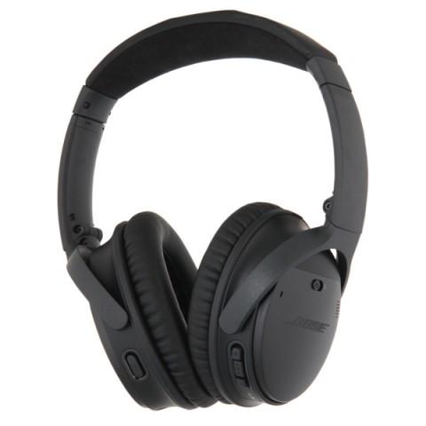Фотография товара наушники Bluetooth Bose QuietComfort 35 II Wireless Headphones, Black (50052460)