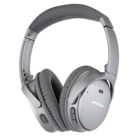 Фотография товара наушники Bluetooth Bose QuietComfort 35 II Wireless Headphones, Silver (50052461)