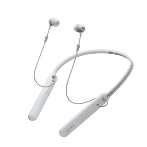 Фотография товара наушники Bluetooth Sony WI-C400/WZ White (50052582)