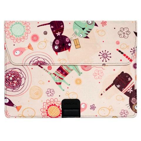"Фотография товара кейс для MacBook Vivacase для MB Air Kitten 12""-13.3""Beige (VCN-FCT15-be) (50052591)"