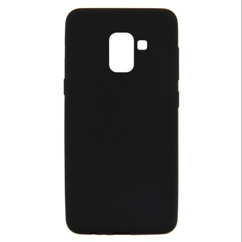Фотография товара чехол для сотового телефона Vipe для Samsung Galaxy A8 Color черный (50052605)