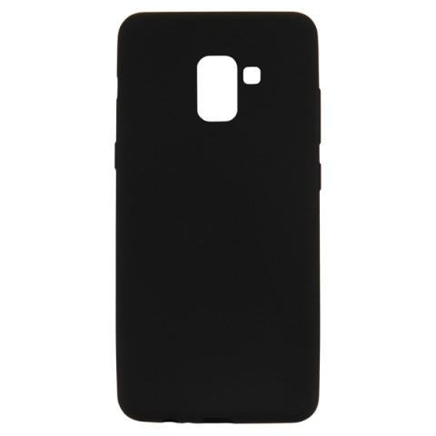 Фотография товара чехол для сотового телефона Vipe для Samsung Galaxy A8 Plus Color черный (50052606)
