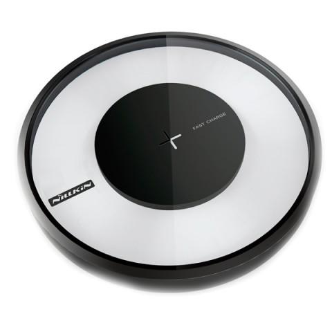 Фотография товара беспроводное зарядное устройство Nillkin Wireless charger Magic Disk 4 Fast Black (50052618)