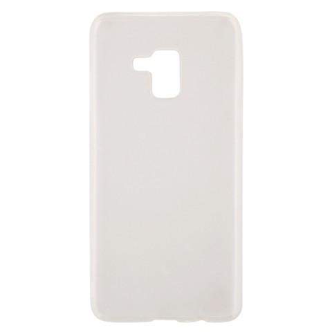 Фотография товара чехол для сотового телефона Vipe для Samsung Galaxy A8 Plus Color прозрачный (50052650)